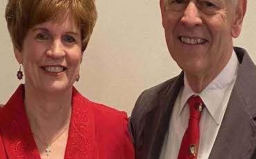 Dr. Charles and Barbara Parker