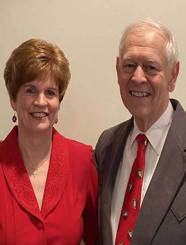 Dr. Charles and Barbara Parker